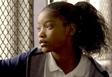 Keke Palmer in Lionsgate Films' Akeelah and the Bee - 2006