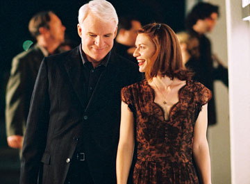 Clare Danes Movies on Steve Martin And Claire Danes In Touchstone Pictures  Shopgirl   2005